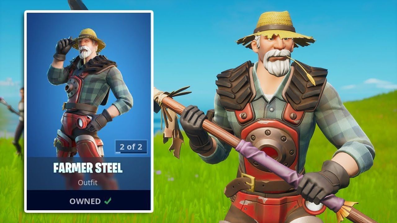 The skin will cost around $10-12, image via Epic Games