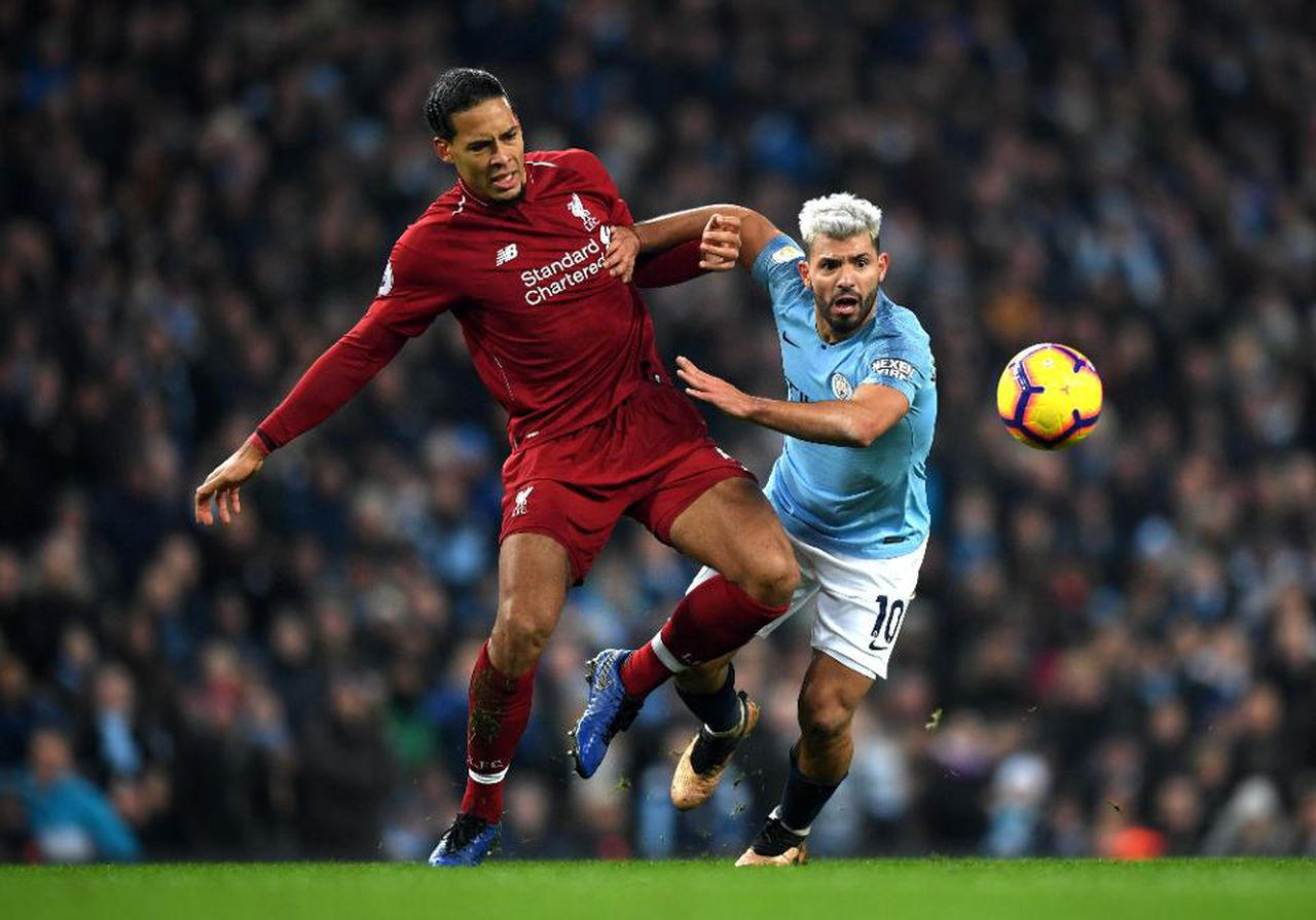 English premier league leaders Liverpool are set to face arch-rivals Manchester City