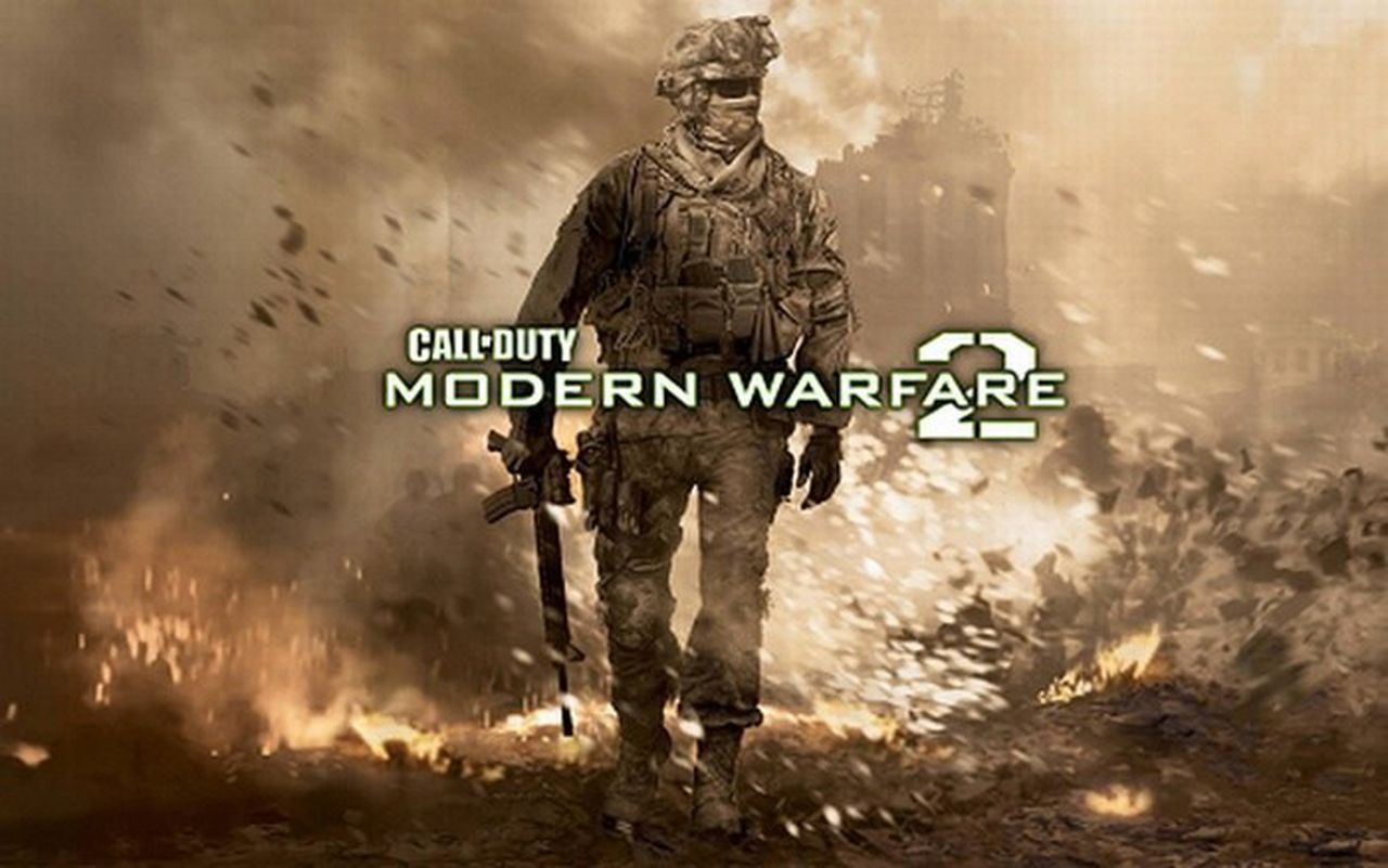 Modern Warfare 2 is one of the most beloved COD games ever made, image via Activision