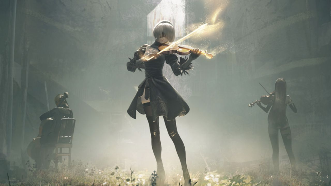 Square Enix to release upgrade for Nier Replicant on PS4, Xbox and PC. Image via Man of Many.