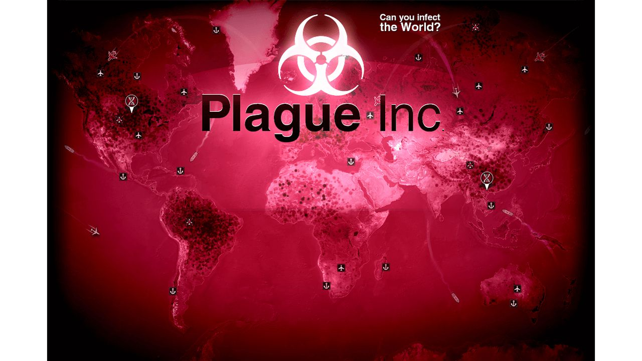 7-year-old Plague Inc becomes China's bestselling game due to coronavirus fears. Image via Sputnik News.