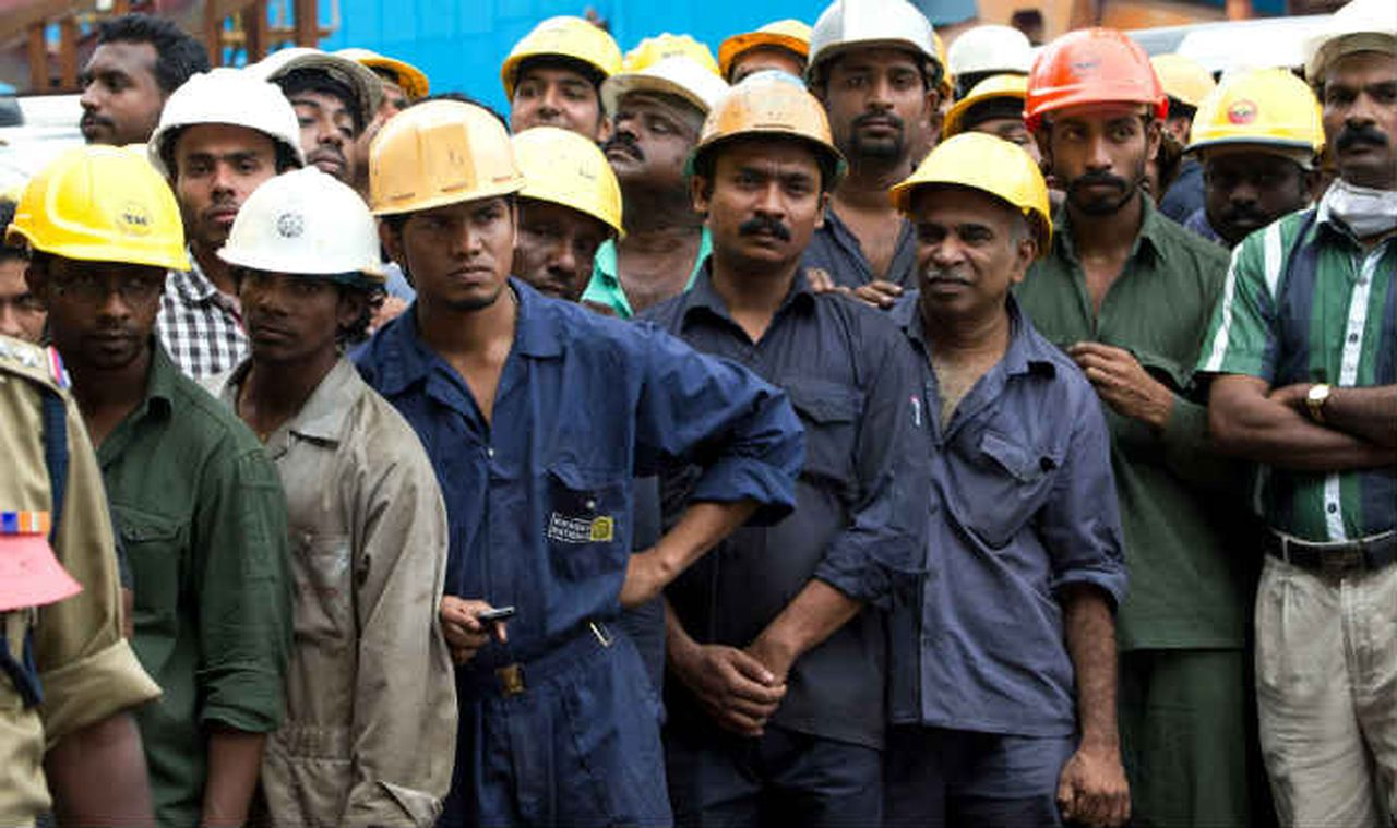 122 million Indian workers have lost their jobs in April
