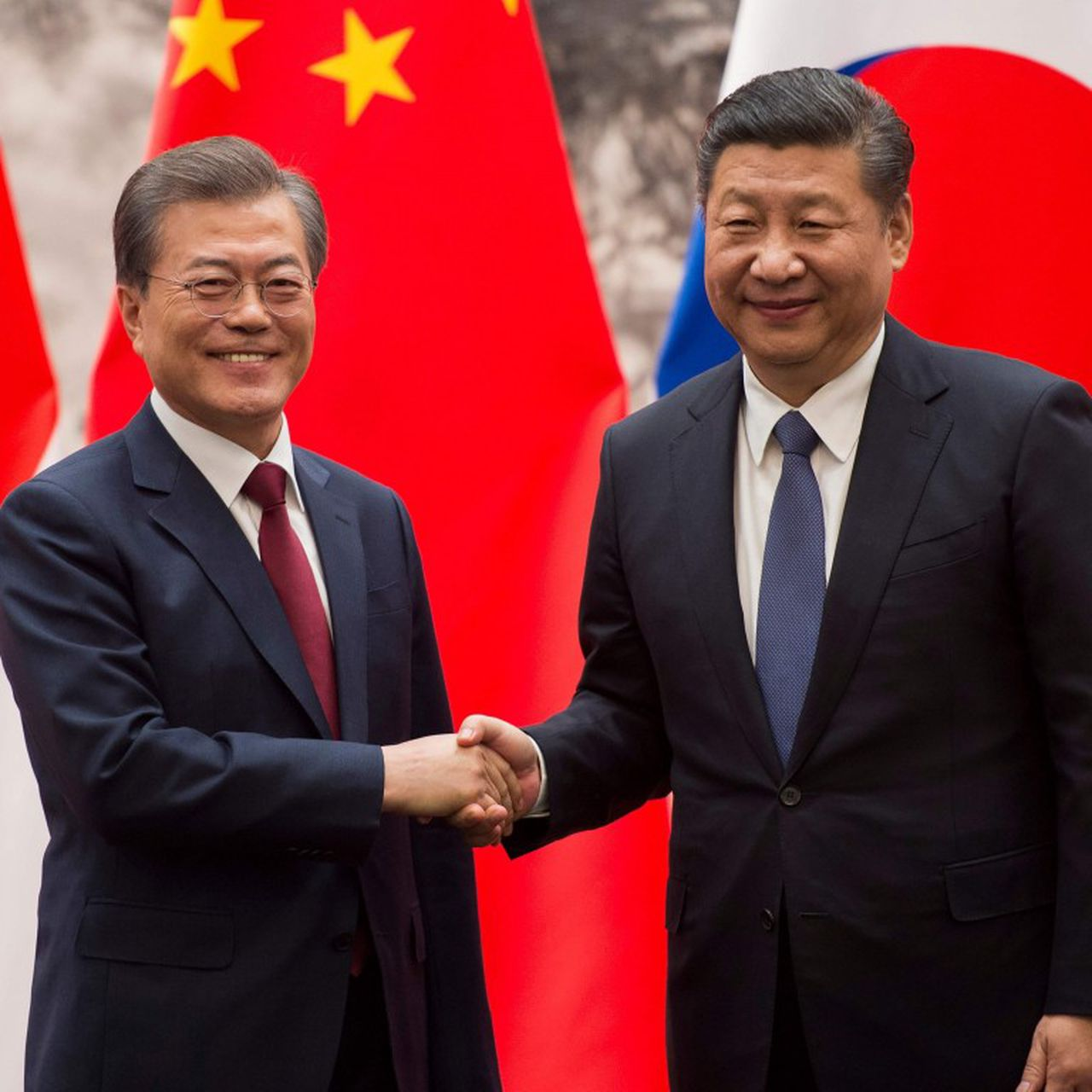 China tries to find a new economic partner in South Korea