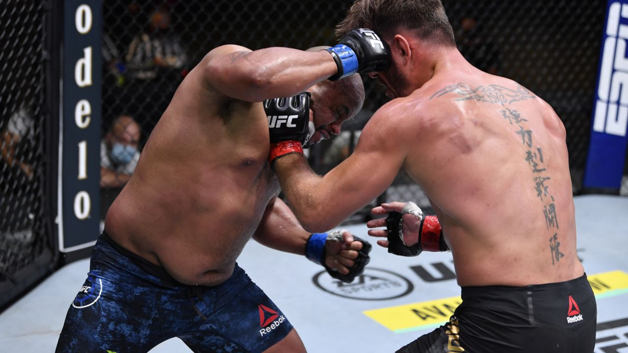 UFC 252 medical suspensions: Stipe Miocic, Daniel Cormier both need eye clearance