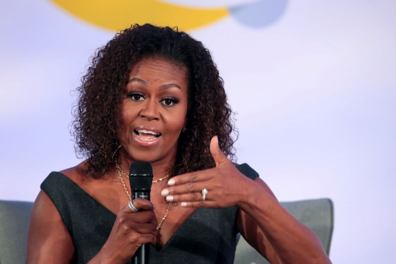 """Race and Racism is a harsh reality,"" says Michelle Obama"