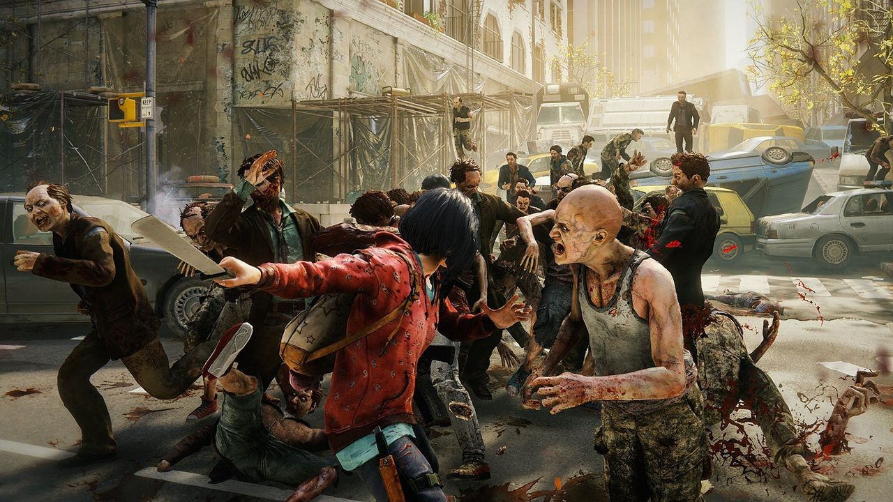 Epic Games is now offering World War Z for free on its store, alongside Figment and Tormentor x Punisher. Image via Time24.