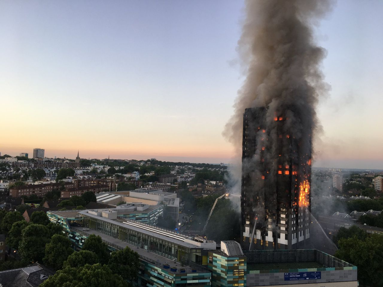 Jack Thorne's Grenfell tragedy inspired TV drama, The Accident, raises attention on corporate manslaughter