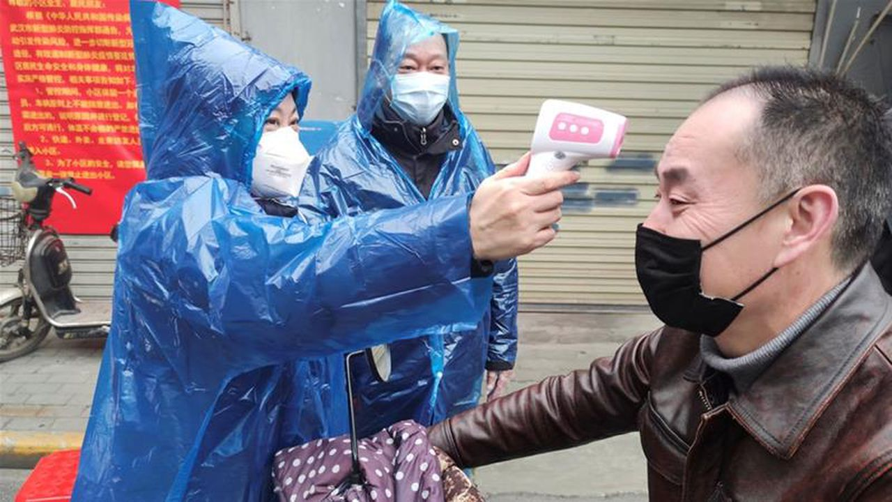China conducts a record 4.8 million coronavirus tests in one day