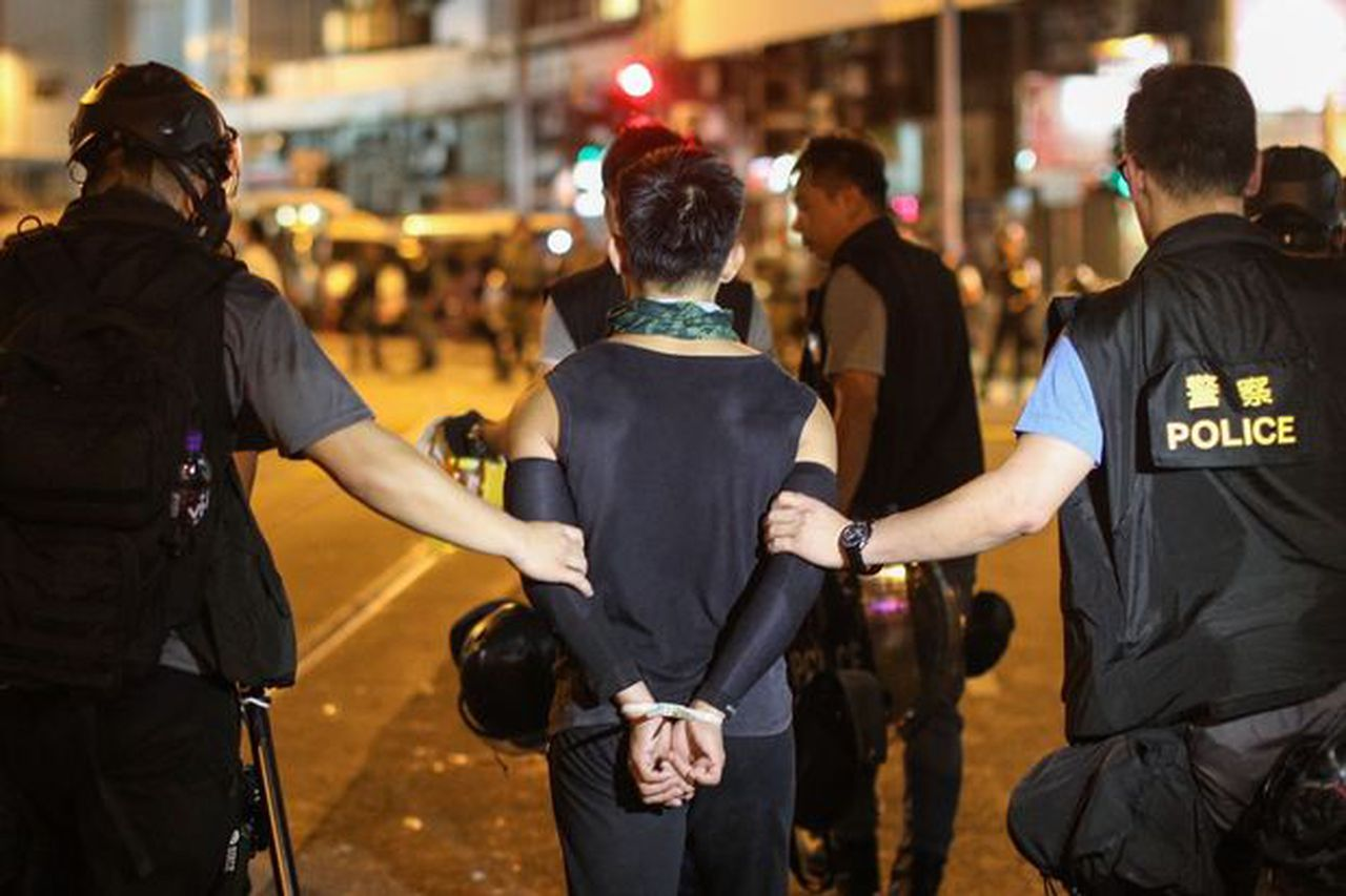 China starts crackdown in Hong Kong over violation of National Security Law