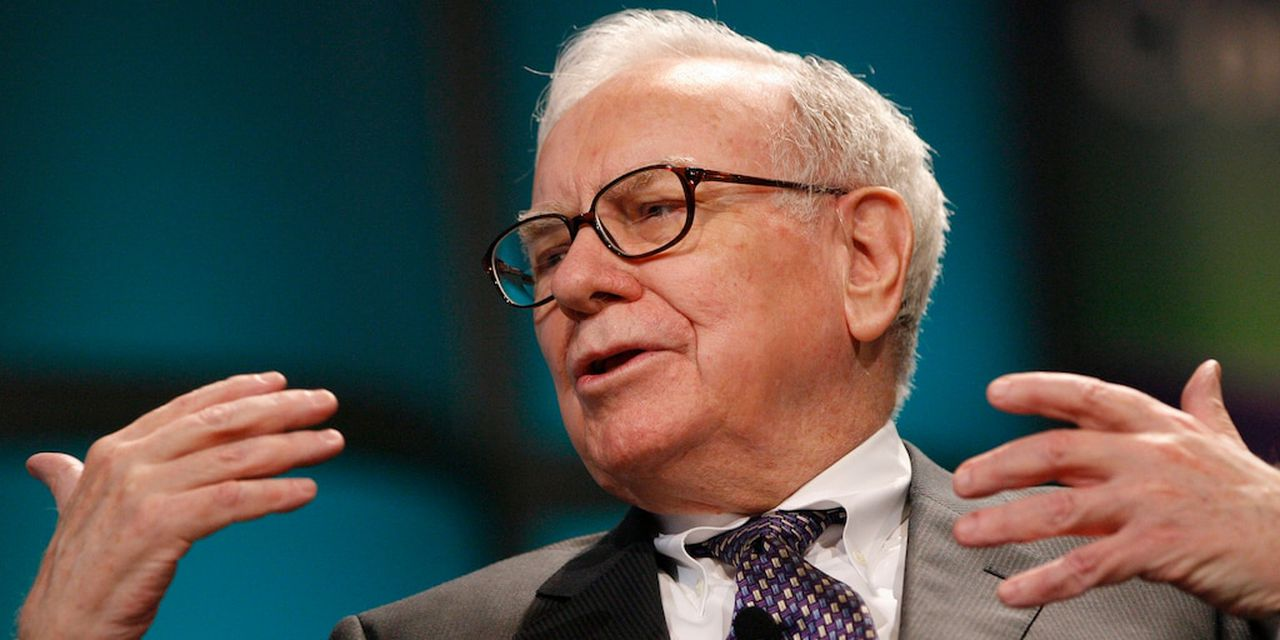 Warren Buffett's Berkshire Hathaway sold more than $6 billion in stock in April, its first-quarter earnings show