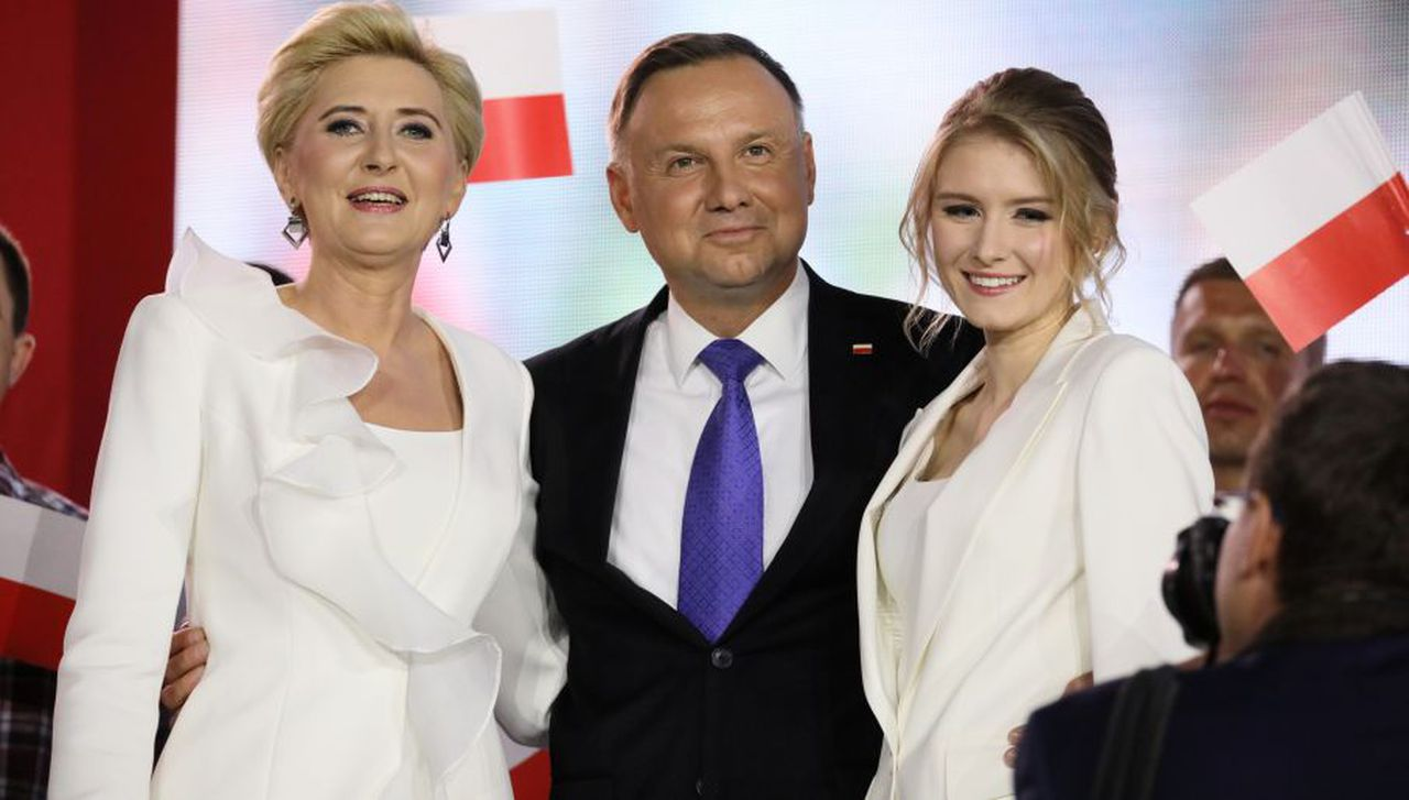 Poland's Duda re-elected in Presidential vote