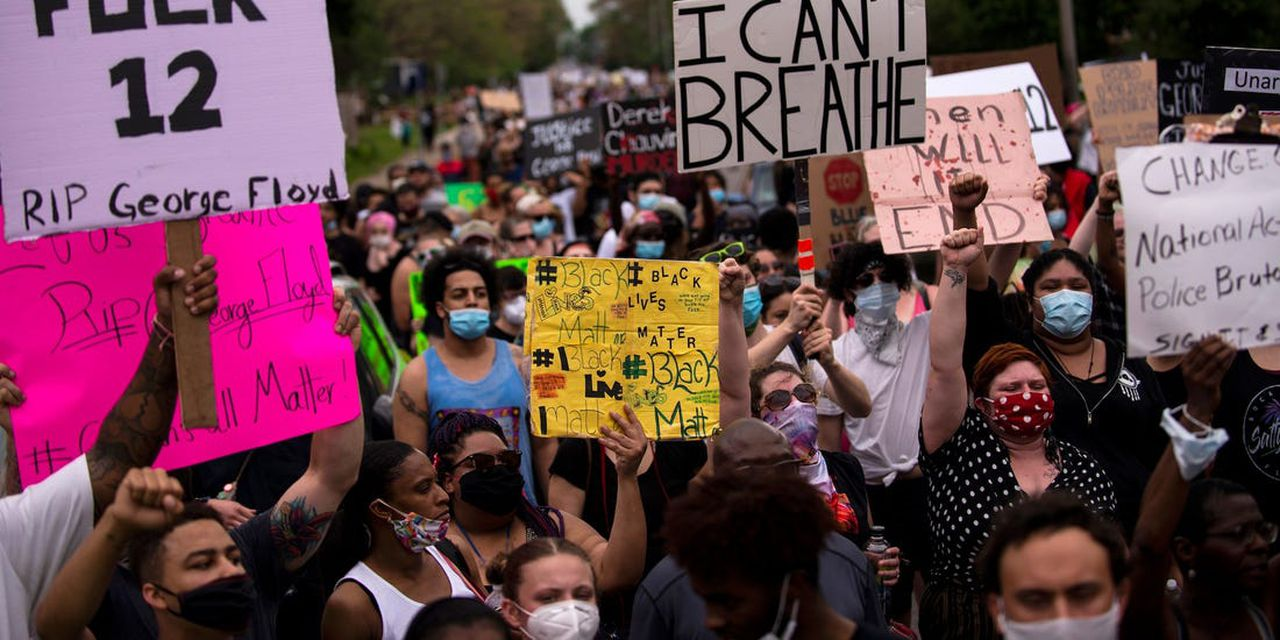 Protests erupt across different US cities