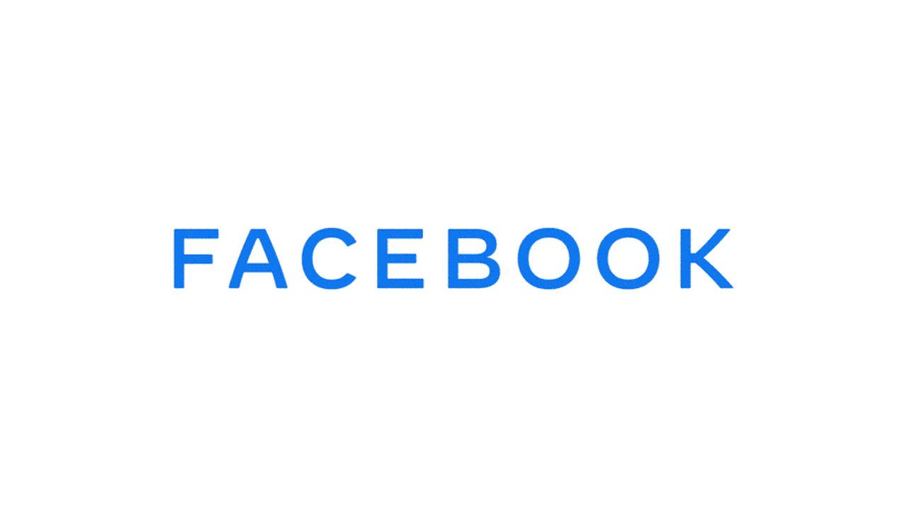 The old facebook logo in comparison with the new one. Image via newoin.com