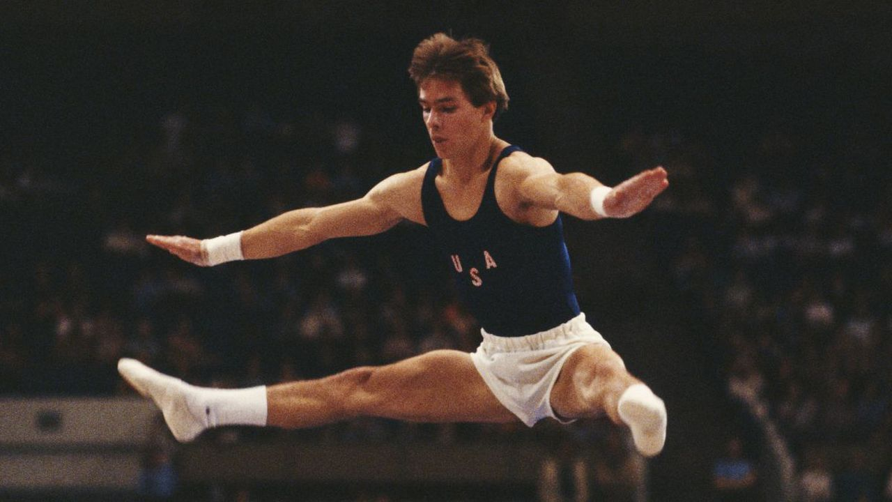 R.I.P. Kurt Thomas, Olympic athlete and star of Gymkata