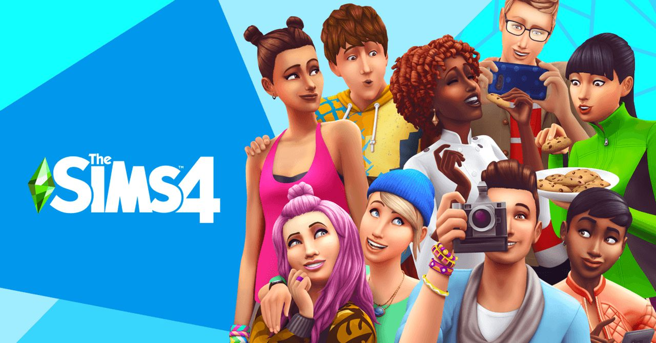 Sims 4 is one of the most popular games in the franchise, image via Electronic Arts