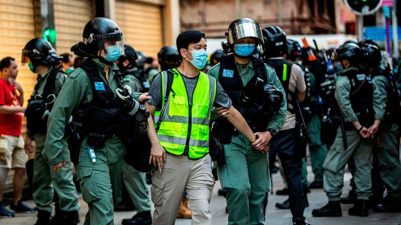China bypasses Hong Kong's Legislature to pass national security law