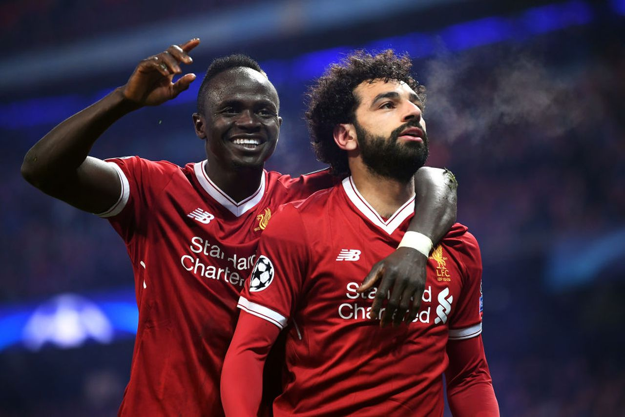 Mane and Salah will leave Liverpool for the right price, says Barnes