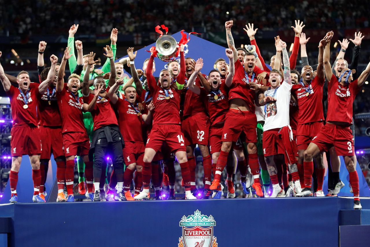Liverpool crowned Champions after Manchester City's loss