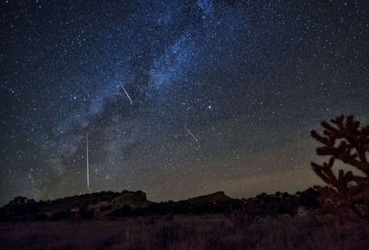 Taurid Meteor Shower to fill sky with 'natural fireworks' on Bonfire Night