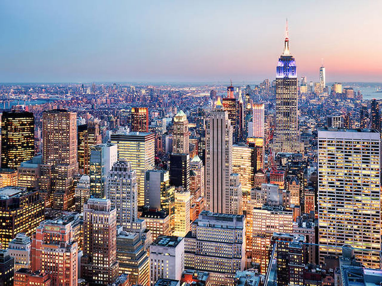 New York City tops the list of most valuable real estate cities in the US