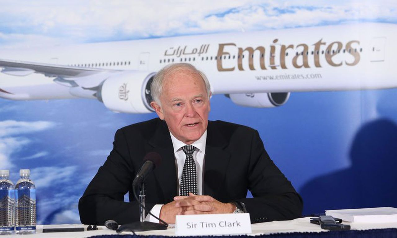 Emirates to cut 10-20% of the workforce