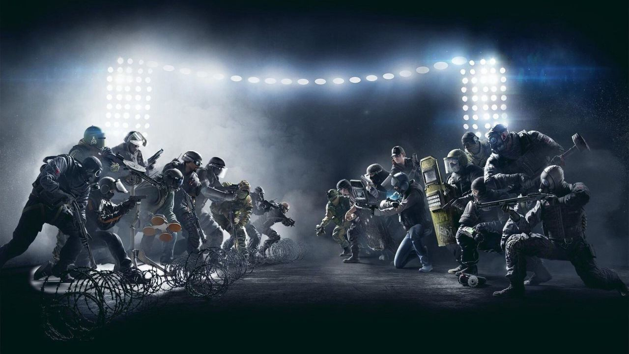 Rainbow Six Siege is one of the most popular games in the world, image via Ubisoft