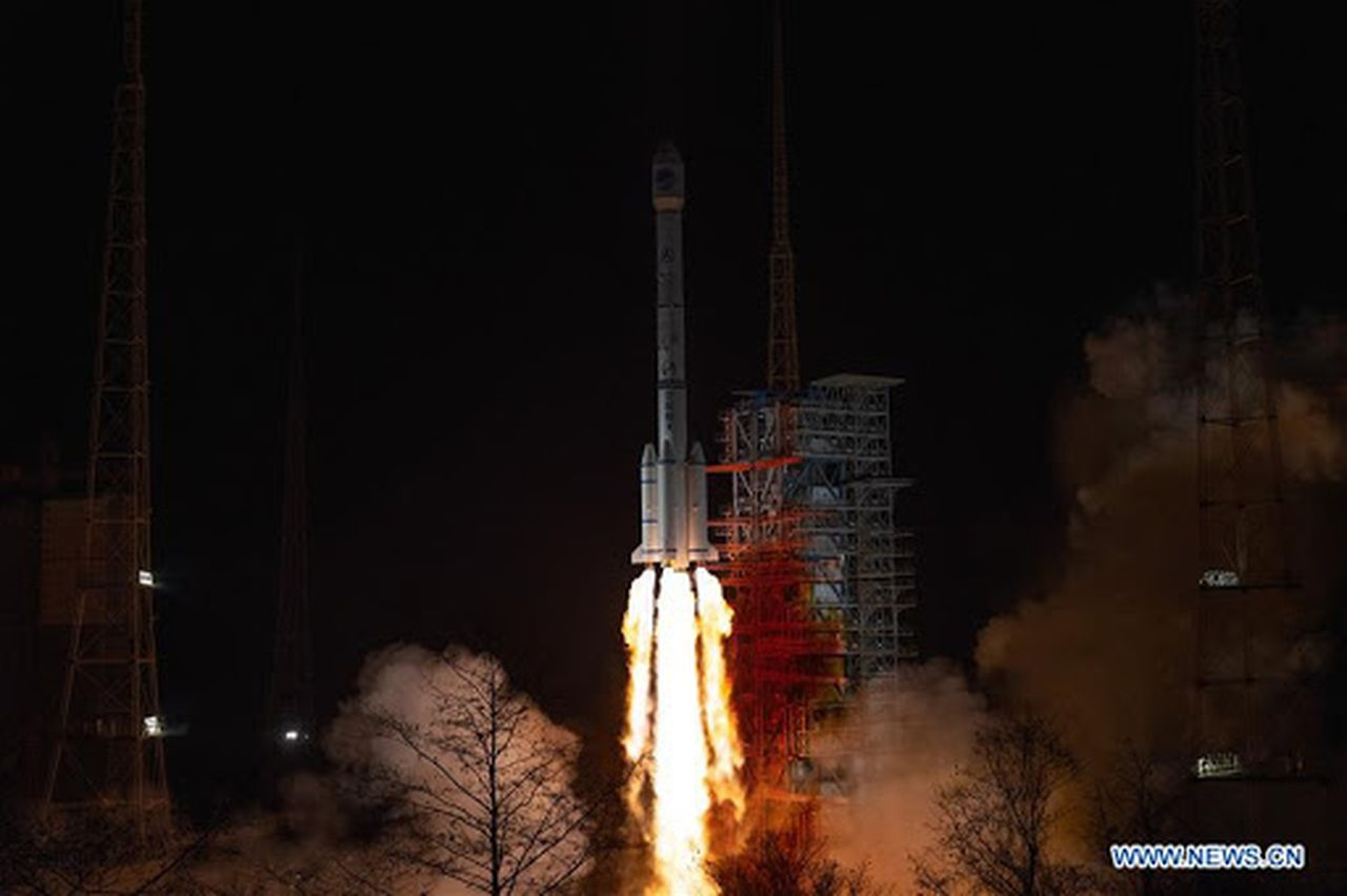 China takes another major step toward space station with new rocket launch