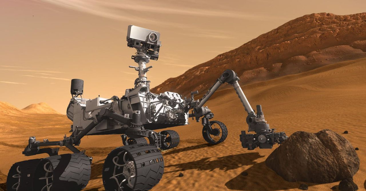 NASA Wants Your Help to Navigate Its Rovers Around Mars