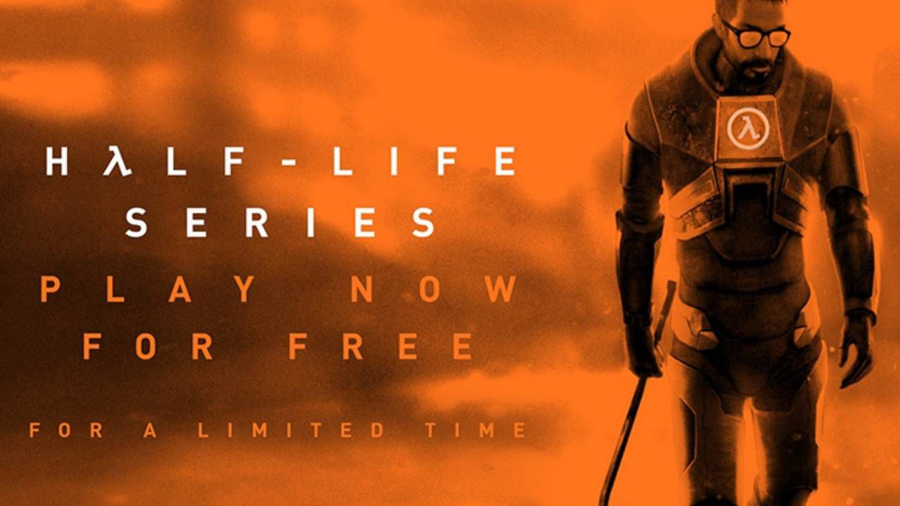 Valve makes Half-Life games free to play until Alyx release. Image via Slashgear.
