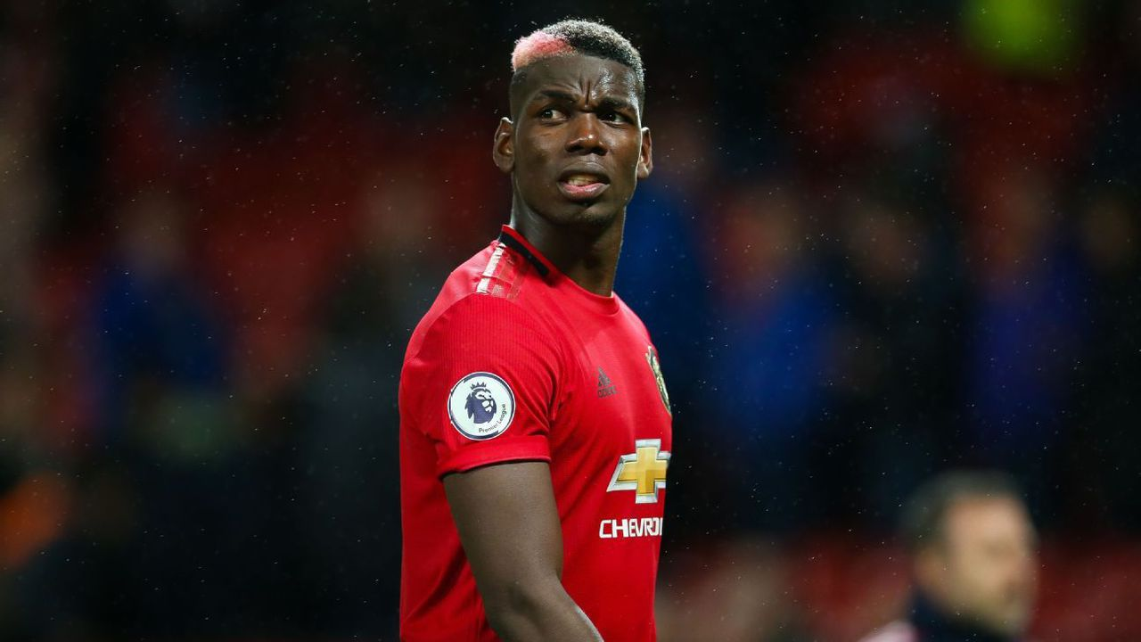 Paul Pogba named the richest footballer of the English Premier League