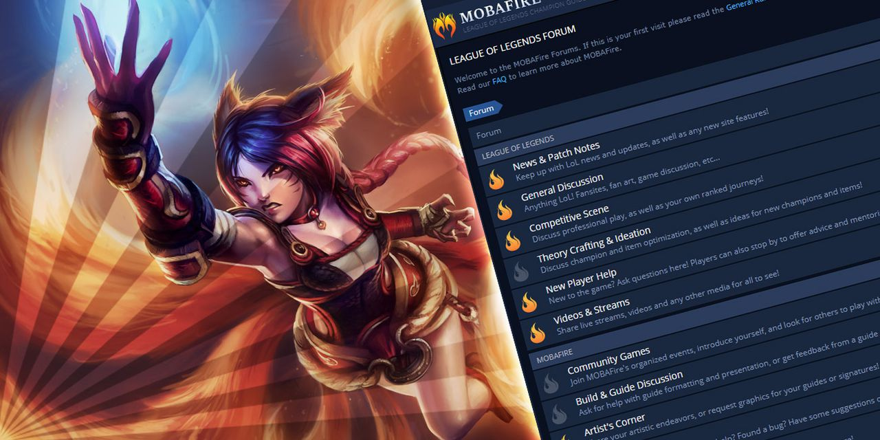 League of Legends is one of the most popular online games in the world, image via Riot Games