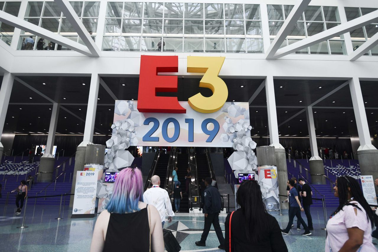 E3 2020 has been canceled due to coronavirus fears. Image via Engadget.