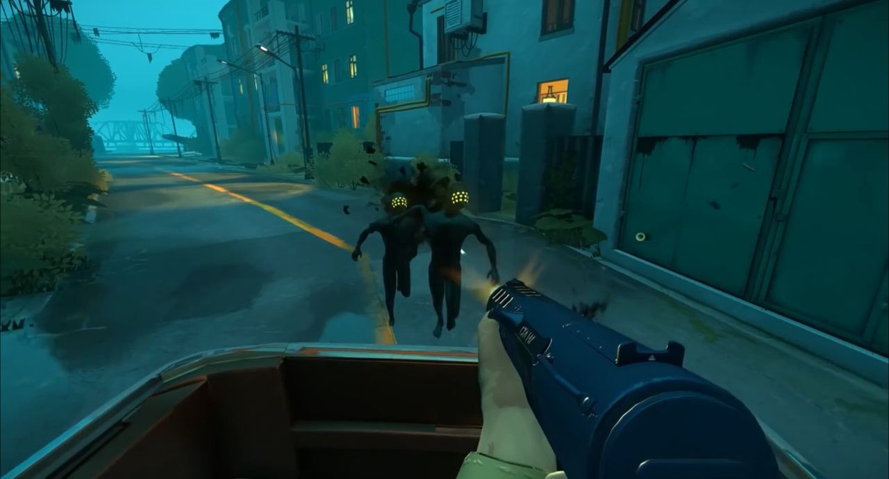 Indie developer Tinybuild makes zombie survival game Pandemic Express free on Steam. Image via Happygamer.