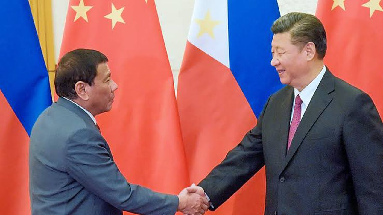 China can disrupt the Philippines' National Power Systems anytime, Image via Reuters