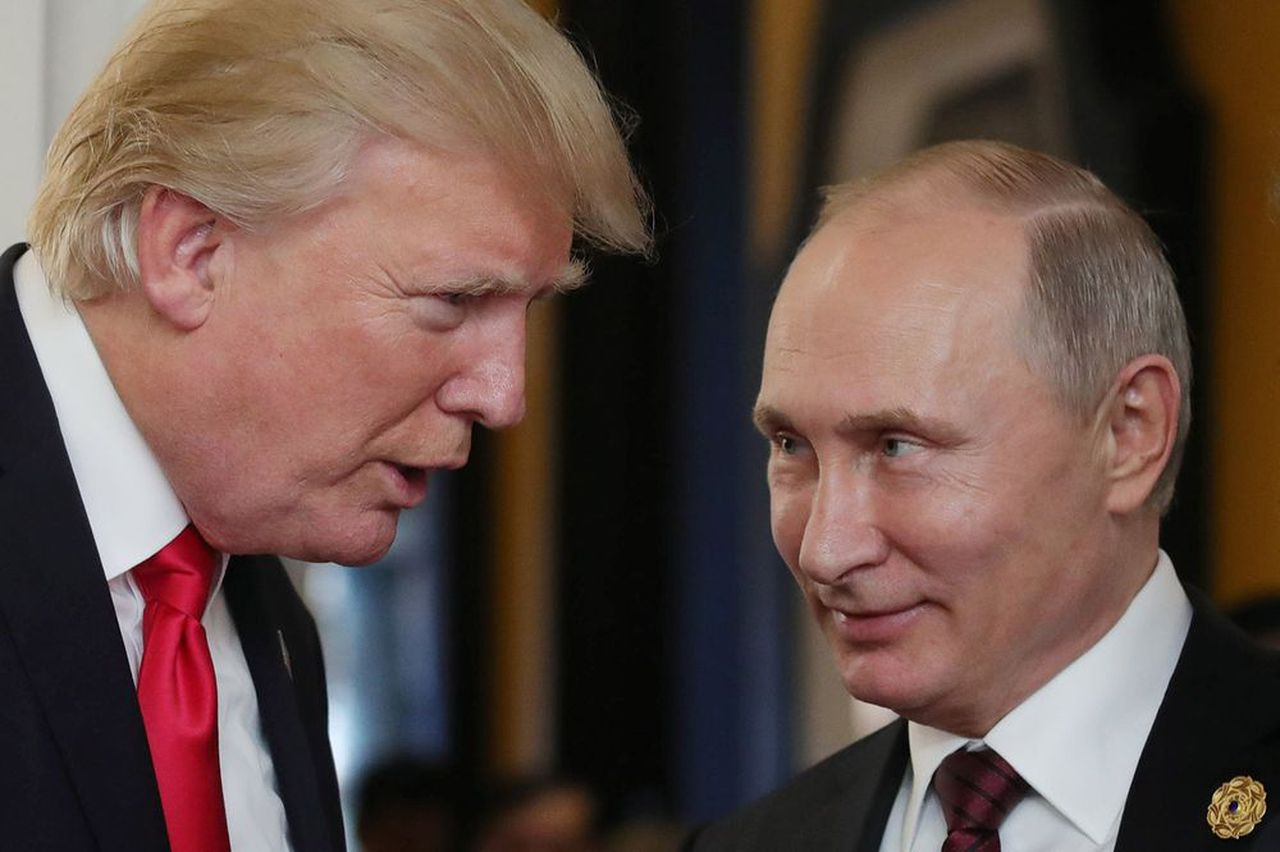 Trump plans to invite Putin in the postponed G-7 summit