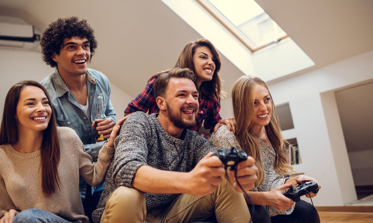 Playing video games can help reduce stress and improve mental health, research says