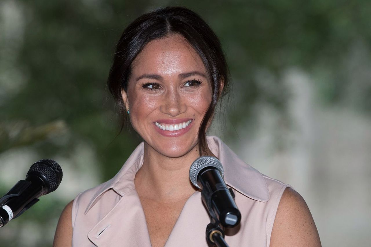 Duchess of Sussex Meghan Markle seems to have closed a voice-over deal with Disney. Image via WireImage.