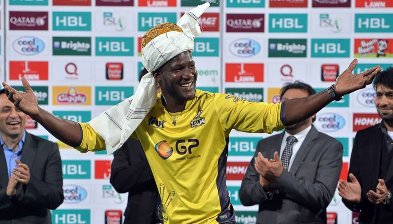West Indies cricketer to get honorary citizenship of Pakistan, Image via PSL