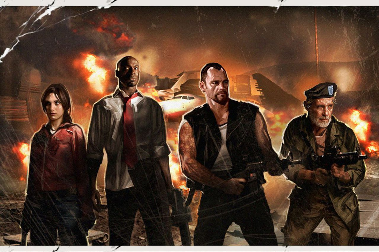 Valve shoots down HTC China president's rumors of a Left 4 Dead 3 game. Image via Valve.