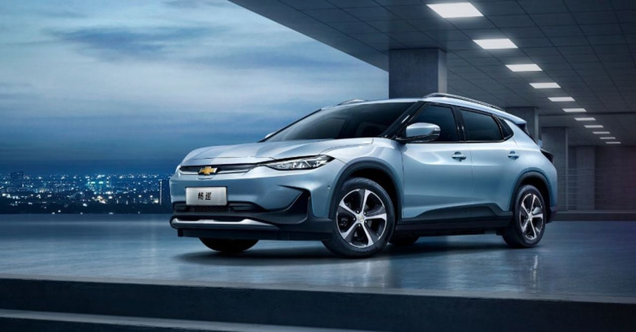 GM has switched focus to electric vehicles,image via General Motors