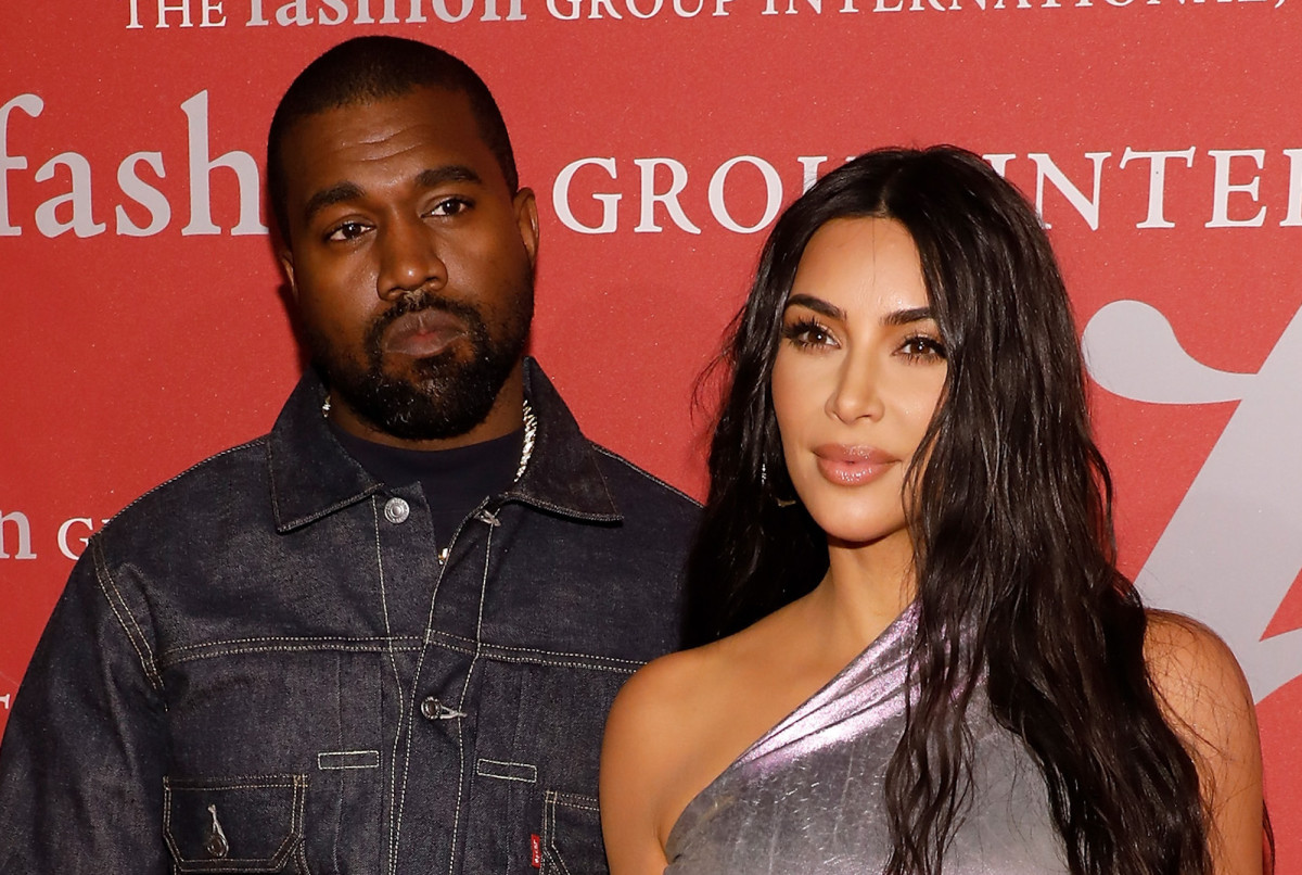 Kim Kardashian and Kanye West are already living separate lives