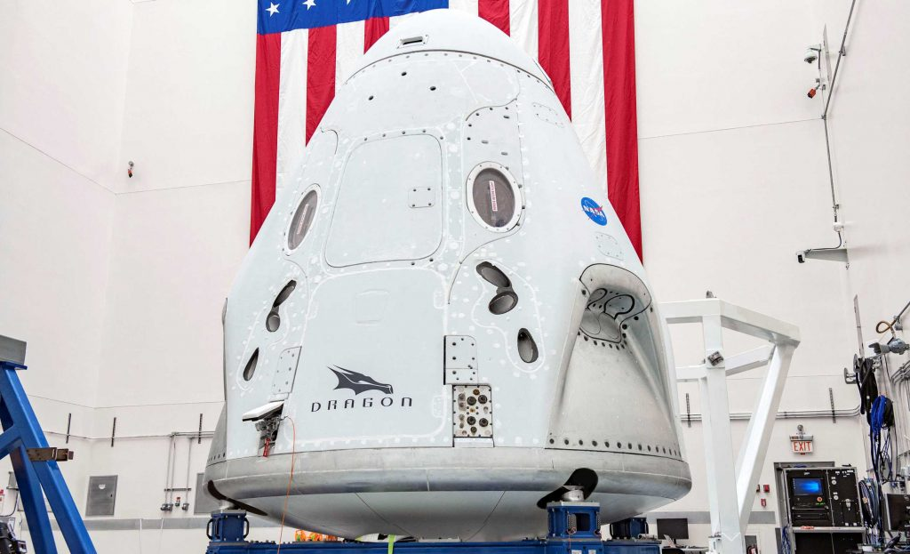 SpaceX and NASA push next astronaut launch to late October