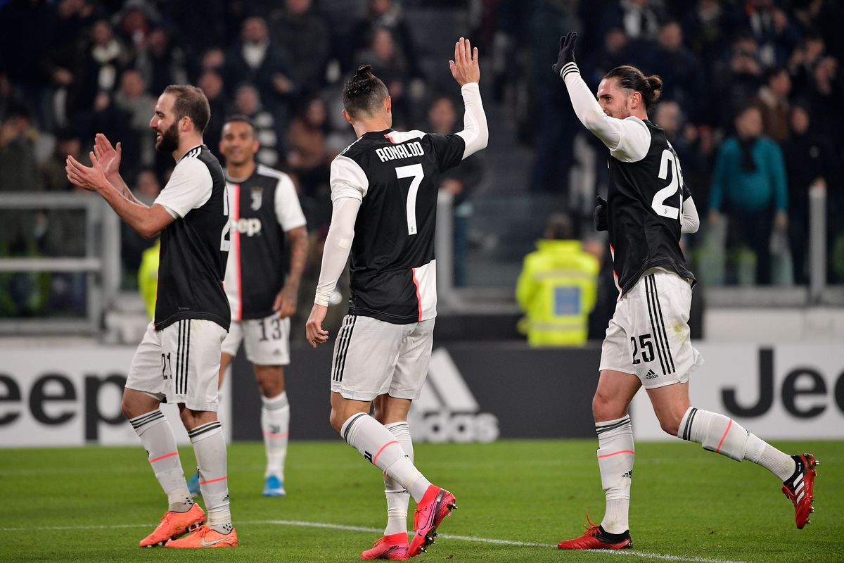 Juventus Defeat Roma 3 1 Reach Coppa Italia Semi Finals Reefew
