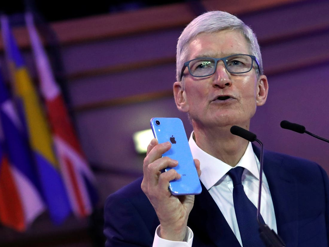 Tim Cook defends App store commission structure in testimony