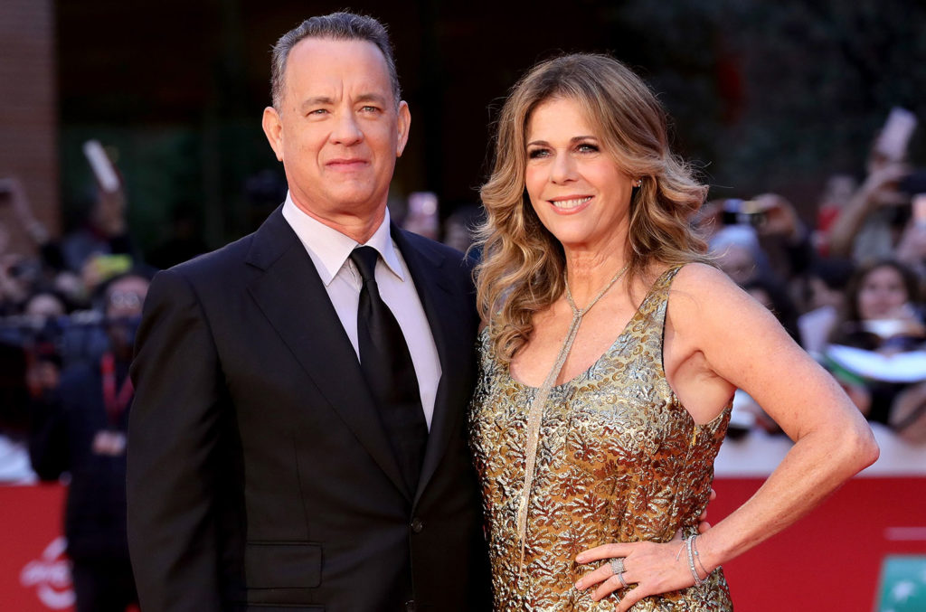Tom Hanks & Rita Wilson Are Officially Greek Citizens
