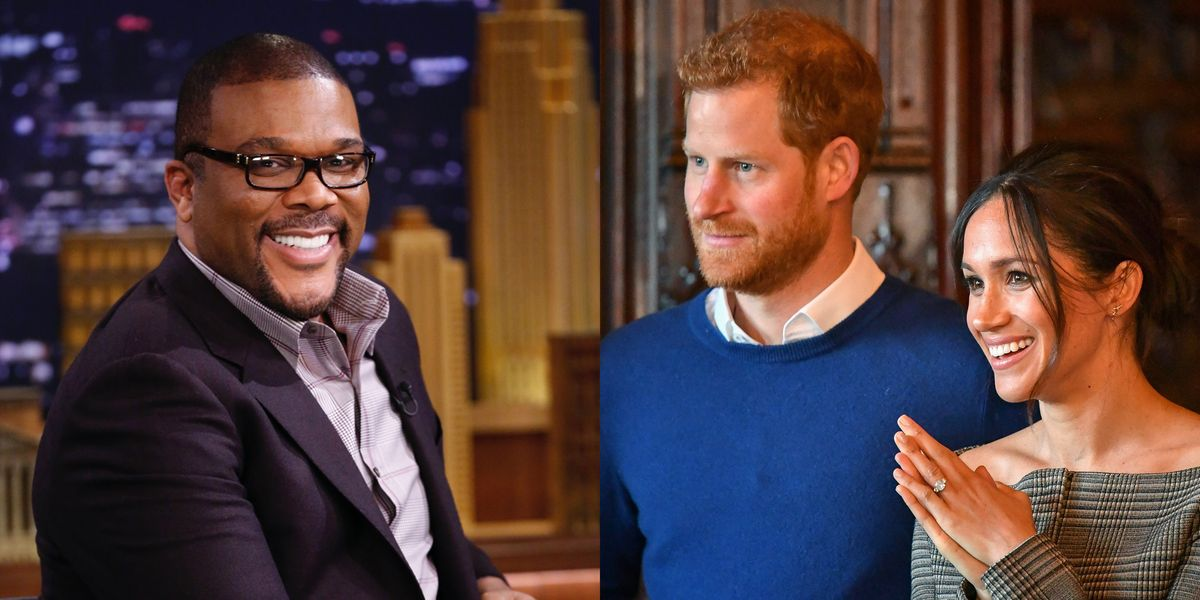 Meghan Markle & Prince Harry Grateful to Tyler Perry for House in LA
