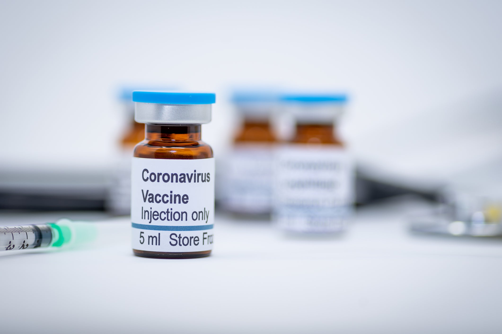 Novavax Launches Midstage Coronavirus Vaccine Trial