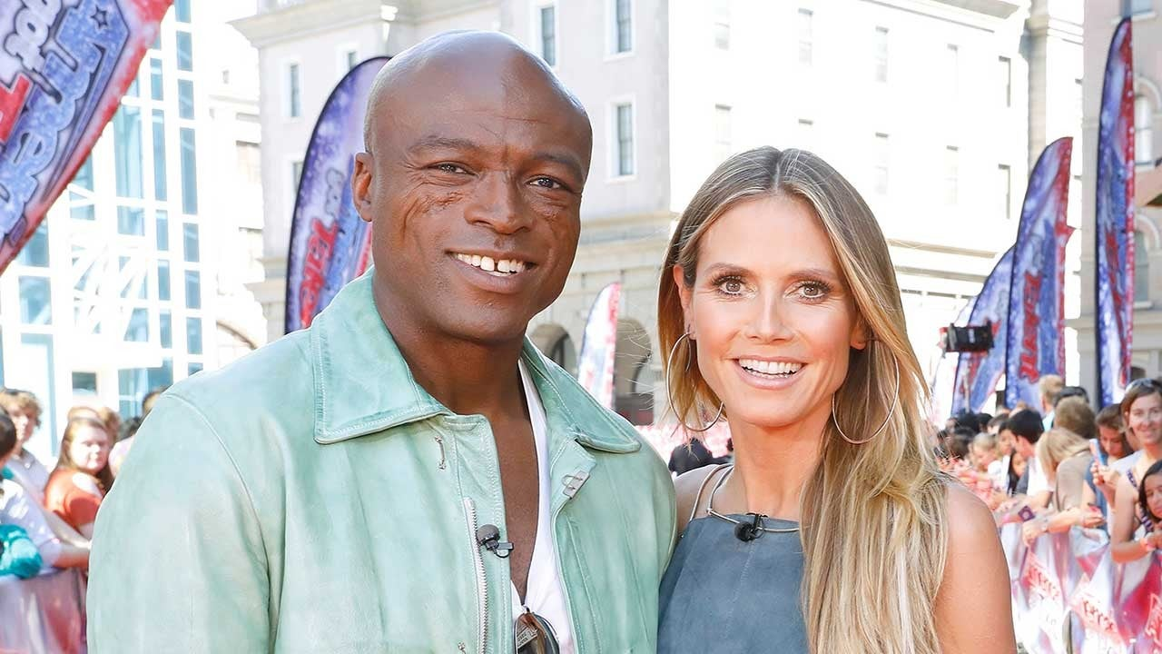 Heidi Klum Says Ex-Husband Seal Is Preventing Her From Taking Their Kids to Germany